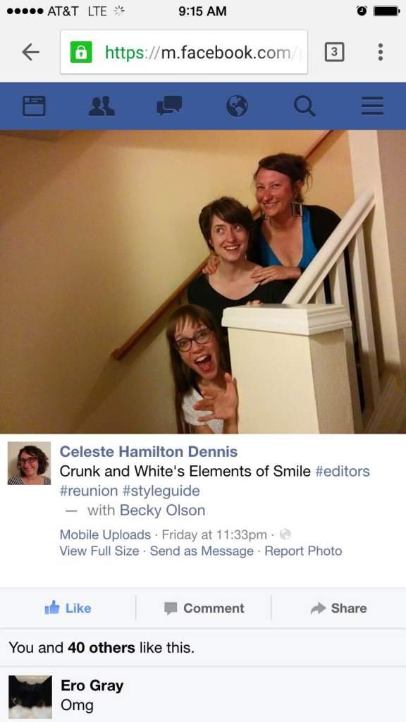 Editors Extraordinaire