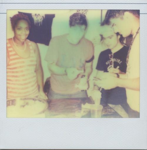 Nick McManus Polaroid