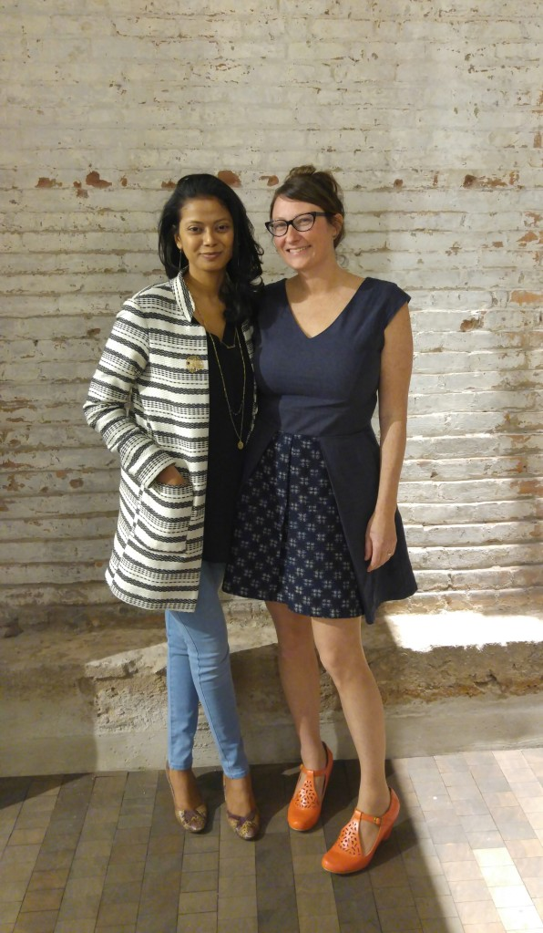 Grace Aneiza Ali and Celeste Hamilton Dennis