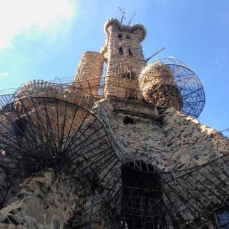 Bishop Castle in Rye, Colorado
