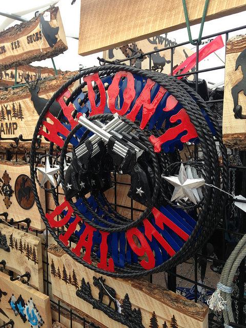 Territory Days street fair, Colorado Springs