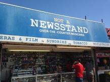 Not A Newsstand