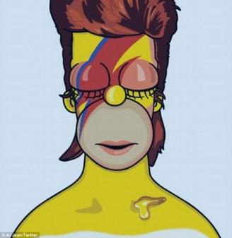 Bowie Homer
