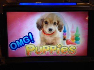 OMG Puppies slot machine Las Vegas