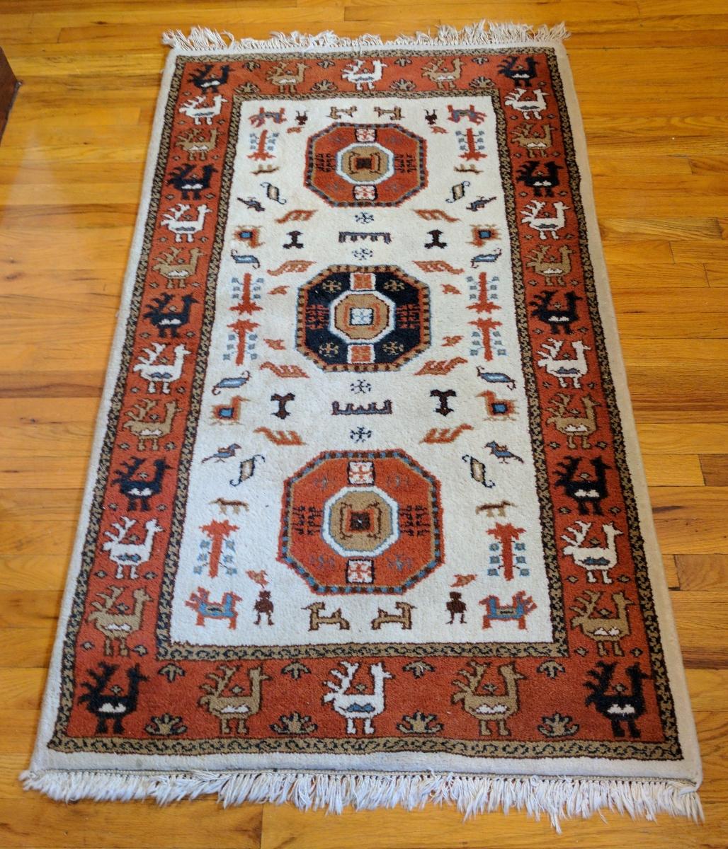 Indian Animated rug