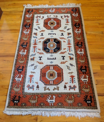Indian Animated rug