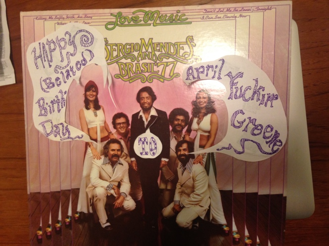 Sérgio Mendes and Brasil '77 record album