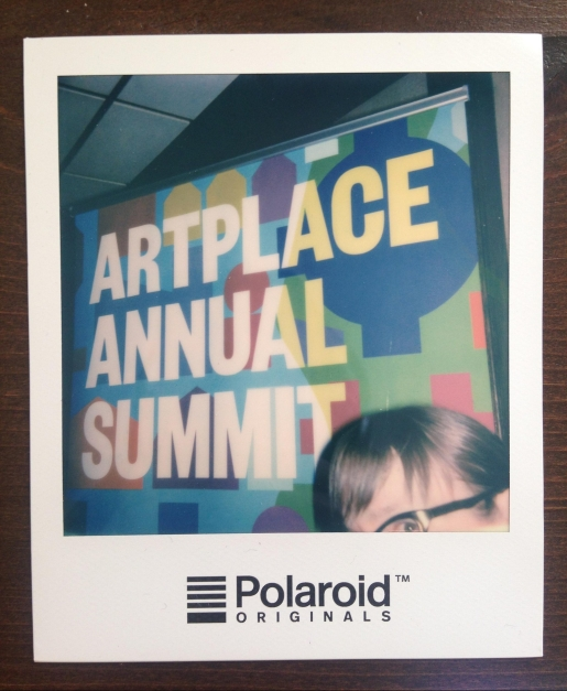 ArtPlace Annual Summit 2018 Polaroid Louisville Kentucky